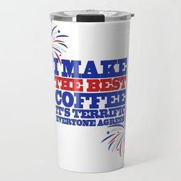 Funny Trump Midterm Political Election Coffee Love Gift Travel Mug