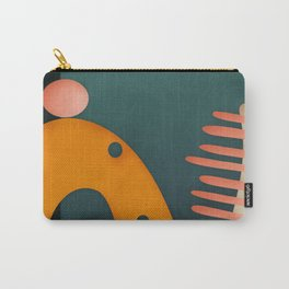 shapes illustration abstract art Carry-All Pouch