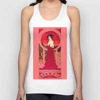 scorpio Tank Tops featuring Scorpio by Sprat
