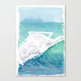 Elemental Water Canvas Print