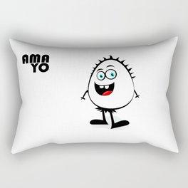 AMA YO Rectangular Pillow