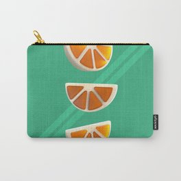 Orange Chew Candy Carry-All Pouch