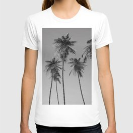 Nature Photography - Palm Trees -Sometimes looking up is the best view T-shirt