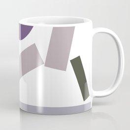 Wild Thoughts Purple Coffee Mug