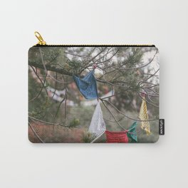 Prayer Flags in Sedona Carry-All Pouch