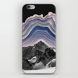 Agate Mountains iPhone Skin