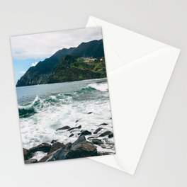 Pearl of the Atlantic Stationery Cards