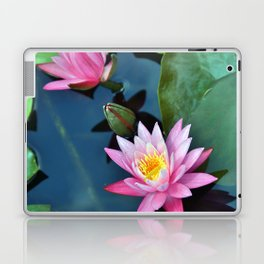 Lotus Blossoms Laptop & iPad Skin