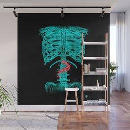 Nervous Human Xray Wall Mural