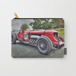 Vintage Napier Bentley Racing Car Carry-All Pouch