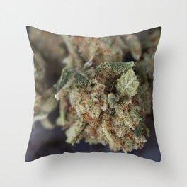 Medical Marijuana Deep Sleep Throw Pillow