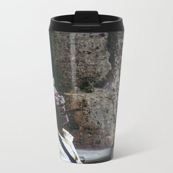 Vieja habana Metal Travel Mug