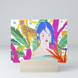 Wild Jungle Mini Art Print