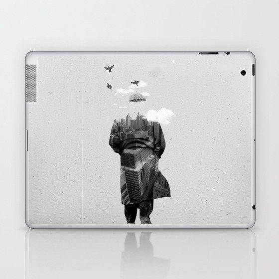 Get away from town Laptop & iPad Skin