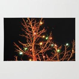 Holiday Lights Rug