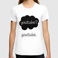 youtube T-shirts featuring YouTube? by samonstage_lyrics