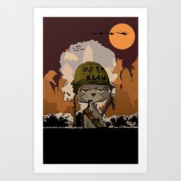 Apocalypse Meow Art Print