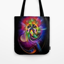 Abstract Perfection 60 Tote Bag