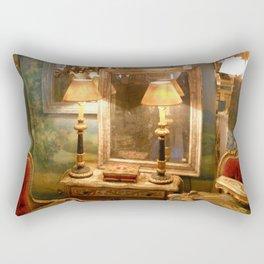 French Vignette Rectangular Pillow