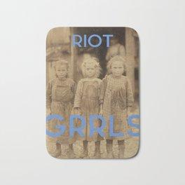 Riot GRRLS Bath Mat
