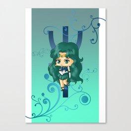 Sailor Neptune Canvas Print