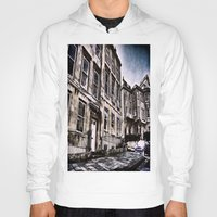 the neighbourhood Hoodies featuring Character Building I by JeraNour