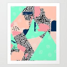 Obtuse Art Print