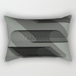 lines 2 Rectangular Pillow