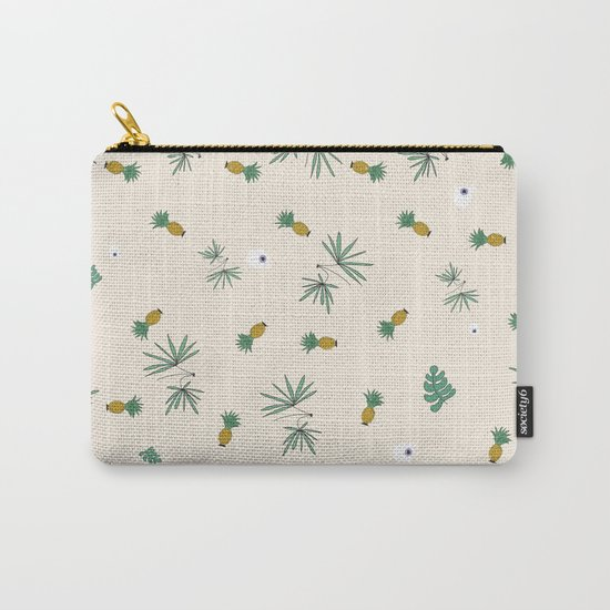 Plantation Carry-All Pouch
