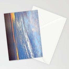 Northumberland Strait at Dusk Stationery Cards