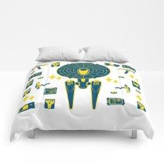 Enterprise&Phaser&PADD Comforters