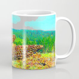 Pretty pretty clouds Coffee Mug
