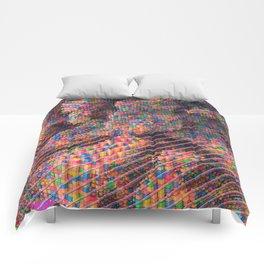 Explosive Popcorn Gum (Bigger) Comforters