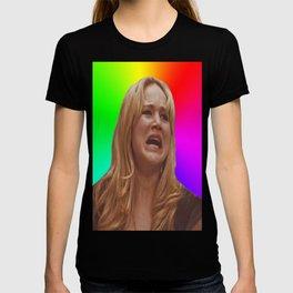 Jennifer Lawrence Rainbow Derp T-shirt