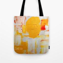 Pingo Dourado - Landscape Tote Bag
