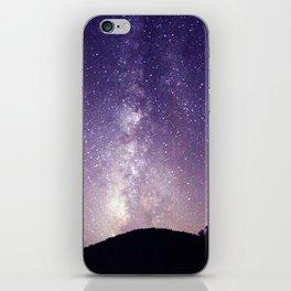 Ombre Sky iPhone Skin