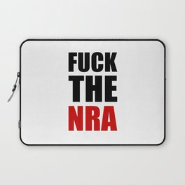 Fuck The NRA Laptop Sleeve