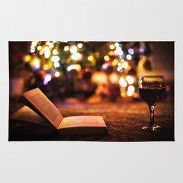 Christmas Reading! Rug