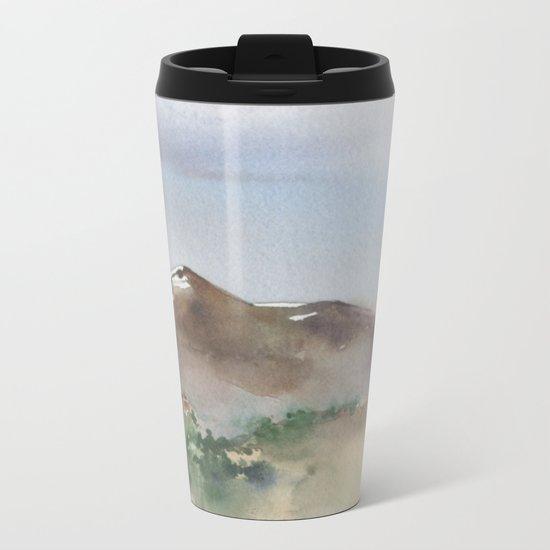 Nestled Metal Travel Mug