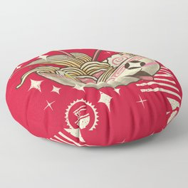 Kawaii Ramen Floor Pillow