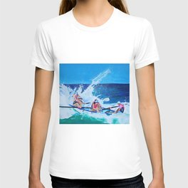Surf Boat Rowers T-shirt