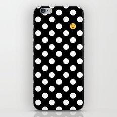 Where Is My Emoji? iPhone & iPod Skin