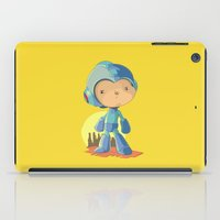 megaman iPad Cases featuring Megaman by Rod Perich