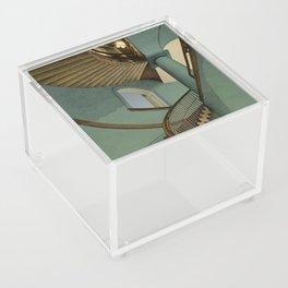 Ascending Acrylic Box