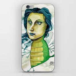 LOVELY CREATURE iPhone Skin