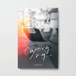 Chasing Amy Metal Print