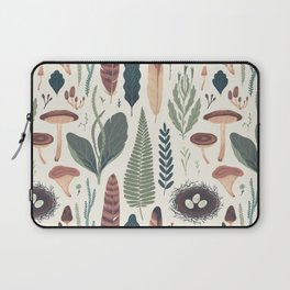 Forest Fall Pattern Laptop Sleeve