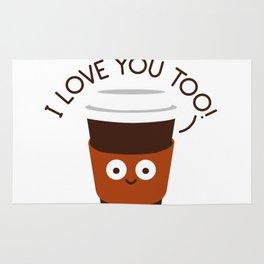 Love for Coffee Rug