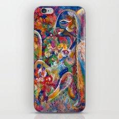 Flower Fairy iPhone & iPod Skin