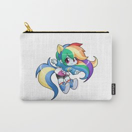 Rainbow Dash - Shake the tail Carry-All Pouch
